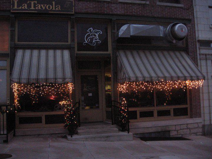 La Tavola In Burlington Ia Awesome Italian Restaurant