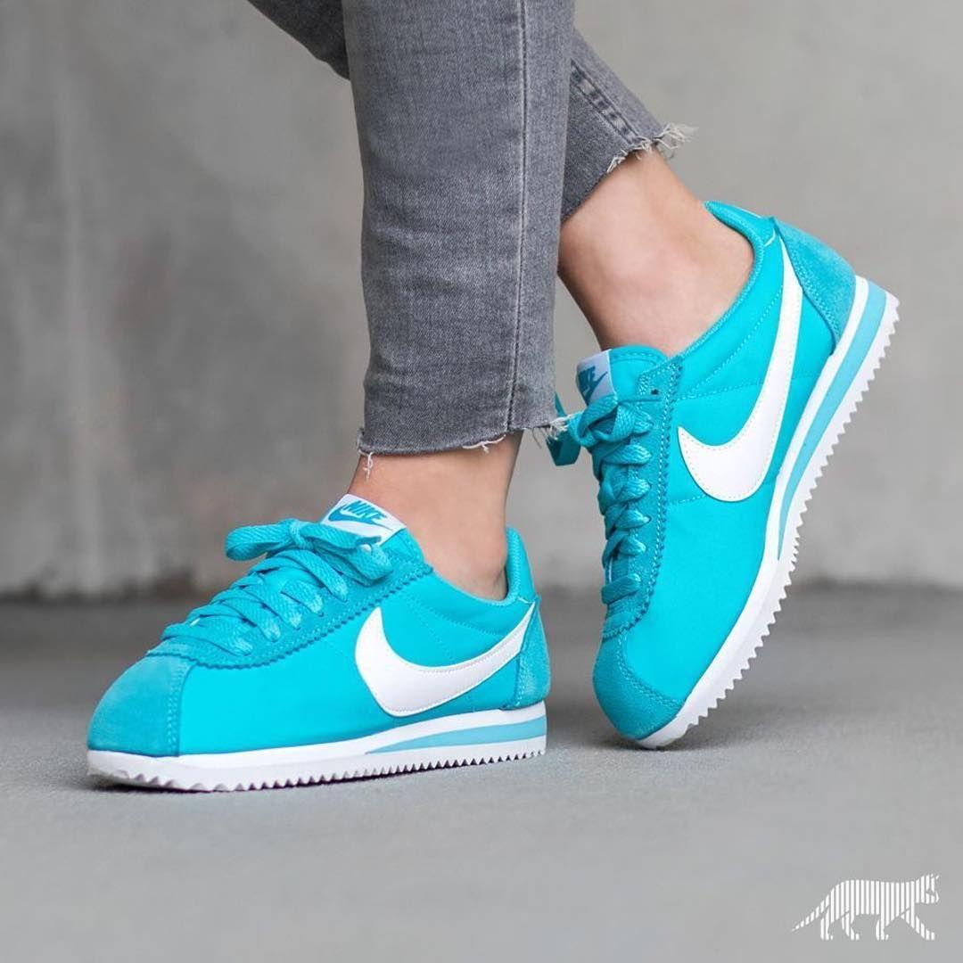 e4fb63e4af3 Sneakers femme - Nike Cortez by Asphaltgold