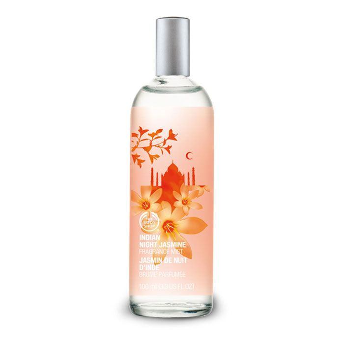 The Body Shop Voyage Collection Jasmine Perfume Jasmine Fragrance