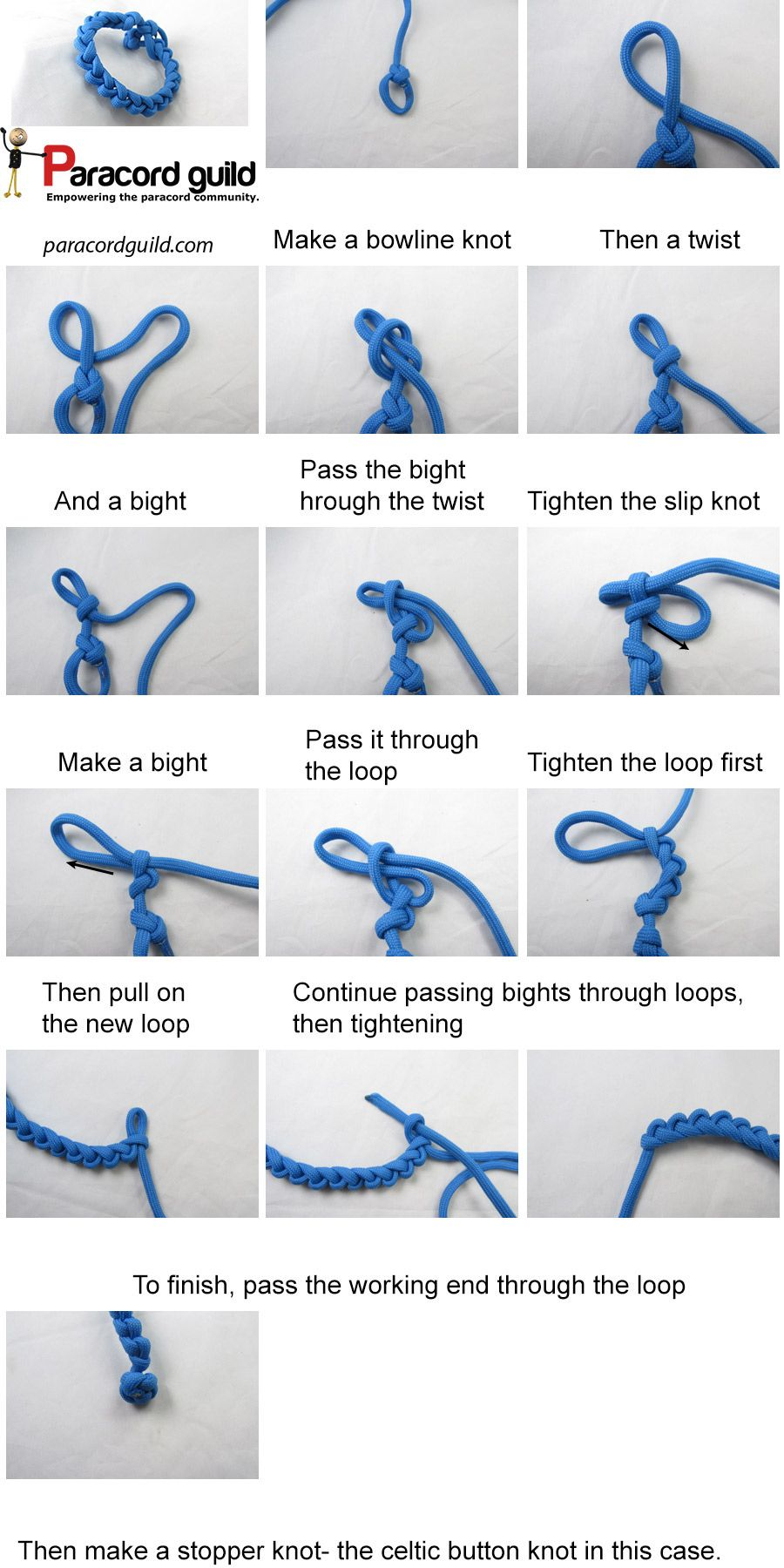 A tutorial on the saw blade paracord bracelet diy and crafts a tutorial on the saw blade paracord bracelet baditri Image collections