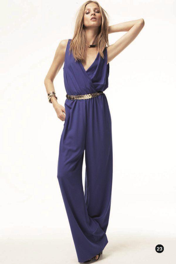 Total blue. | Fashion World | Pinterest