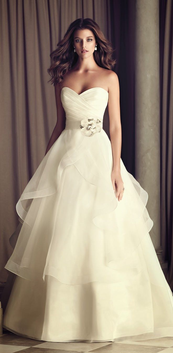Win a Dream Dress by Paloma Blanca - Belle the Magazine . The ...