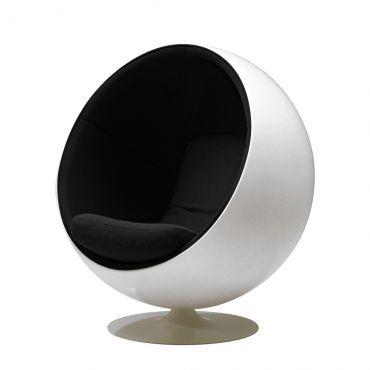 Was Ist Ein Bauhaus der 1963 eero aarnio entworfene chair ist ein design