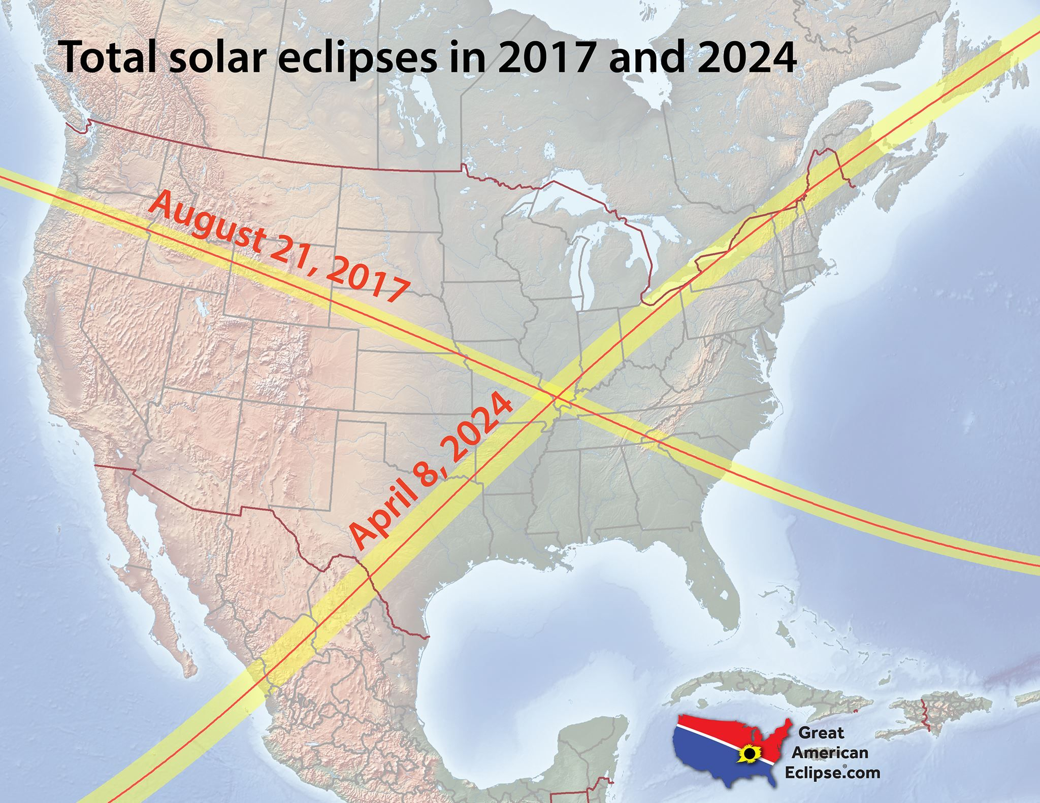 Pin By Great American Eclipse On Maps Of The Great American Eclipse
