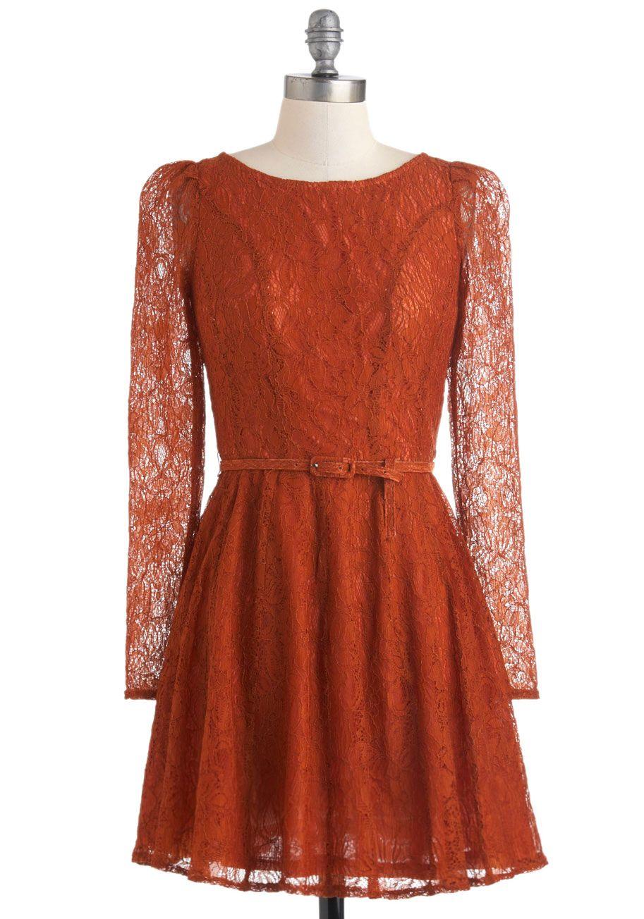 Burnt Orange Bridesmaid Dresses Short