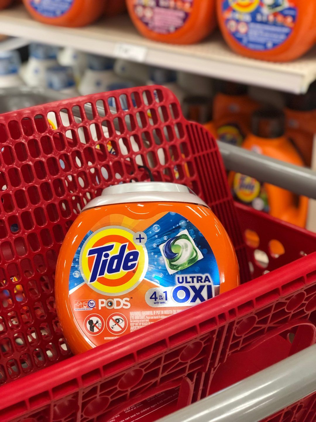 How To Get Big Coupons On The Tide Laundry Detergents You May Be