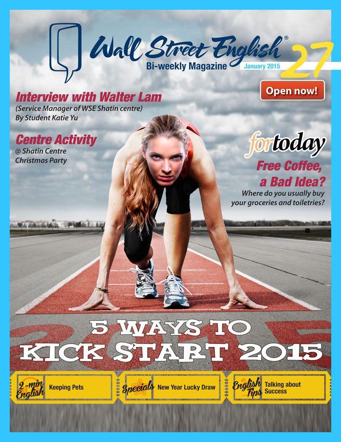 wall street english bi weekly magazine no 27 5 ways to on wall street english id=11299