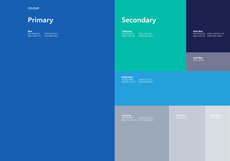 pantone 2766c | color | Pinterest | Pantone, Modern typography and ...