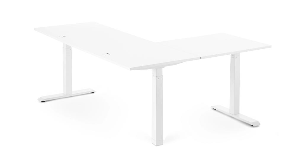 Automatic Corner Desk L Shaped Standing Desk Autonomous Best Standing Desk Adjustable Height Desk Best Ergonomic Office Chair
