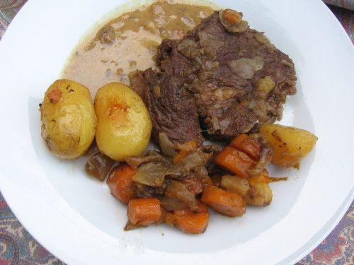 Basse cote de boeuf confite au four taaaaaaaable pinterest boeuf basse cote et le net - Comment cuisiner basse cote de boeuf ...