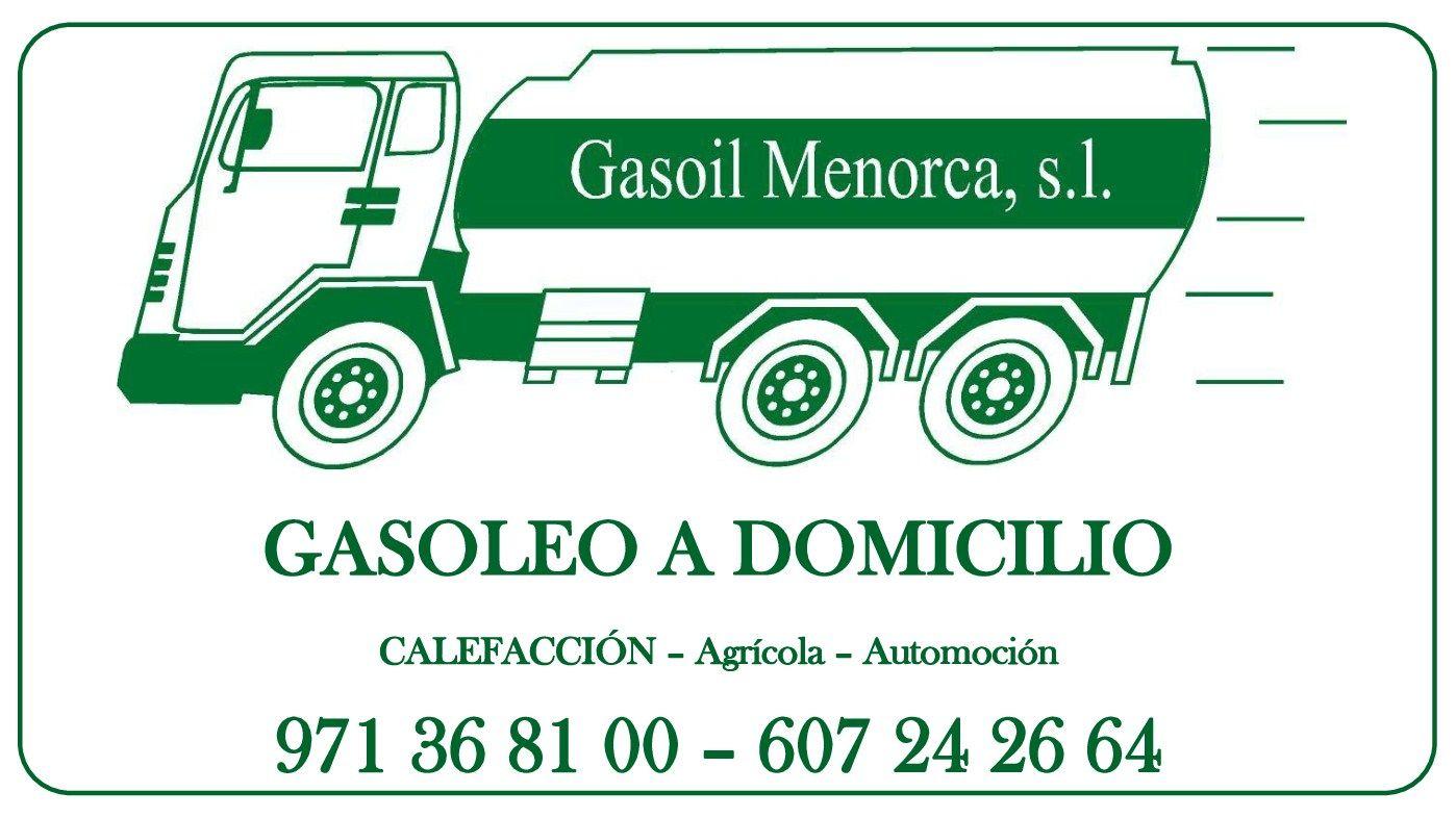 Gasoil Menorca