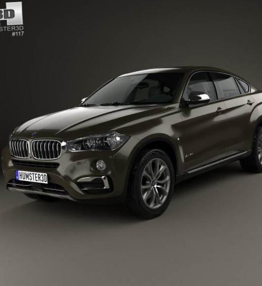 BMW X6 (F16) spec - http://autotras.com
