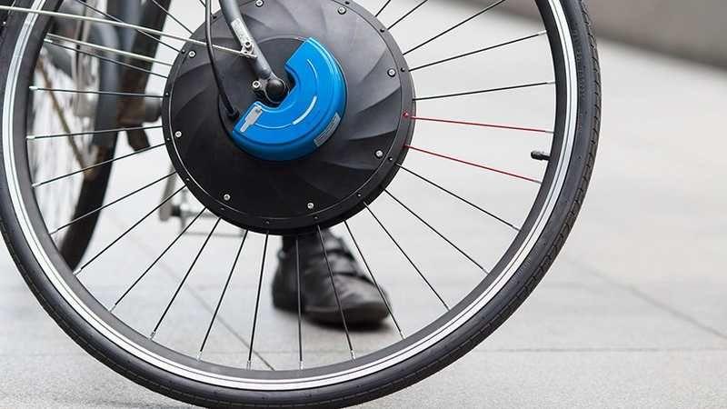 Urbanx Convert Any Bike To An Electric One Electric Bike Wheel