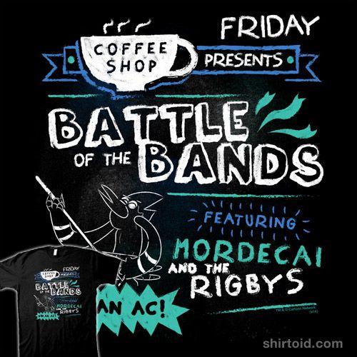 Battle of the Bands #RegularShow