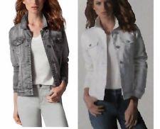 03d3c6189a15 Buffalo David Bitton Ladies  Stretch Knit Denim Jacket