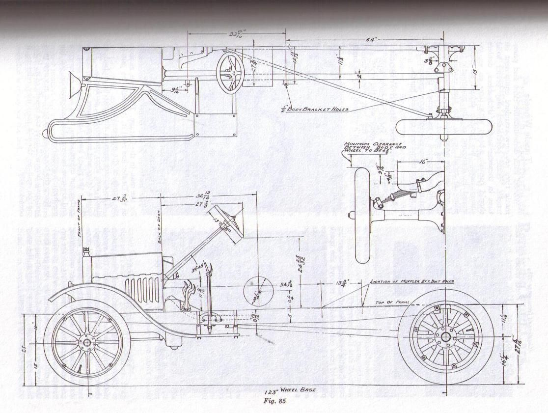 1924 Ford Model T Wiring Diagram Class For Railway Reservation System Motor Company Did Not Introduce The Metal C Cab Body