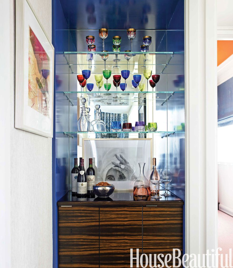 Pin by MarqetGroup on Idea File: Home Bar | Pinterest | Color blue ...