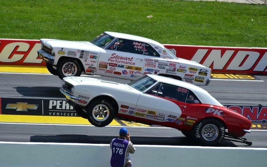 Jegs Performance Drag Racing Stock Car Nhra