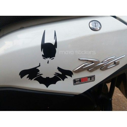 Batman Unique Die Cut Vinyl Sticker    Decal For Cars