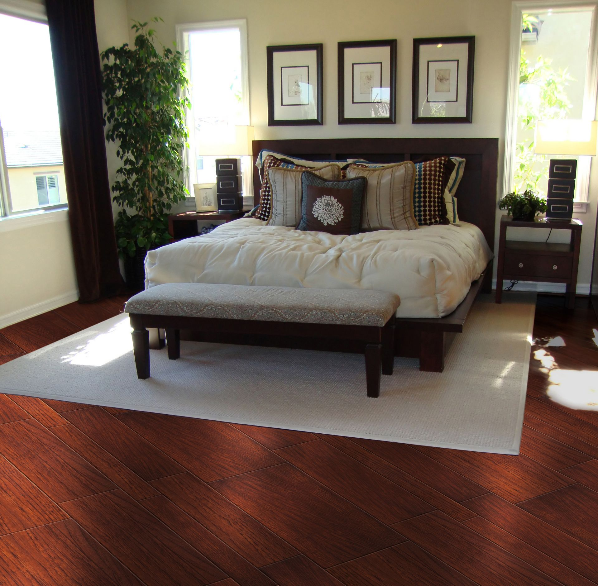 Cost Effective Flooring look at what our industry partners at emsertile are doing in the
