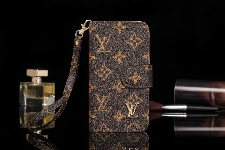 Big letters leather folio wallet case iphone xr xs xs max