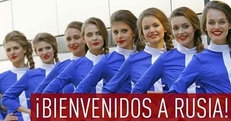 osCurve   Contactos : Camino a Rusia: Latinoamericanos revelan el secret...