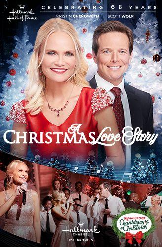 ^ A Christmas Love Story (2019) with Kristin Chenoweth