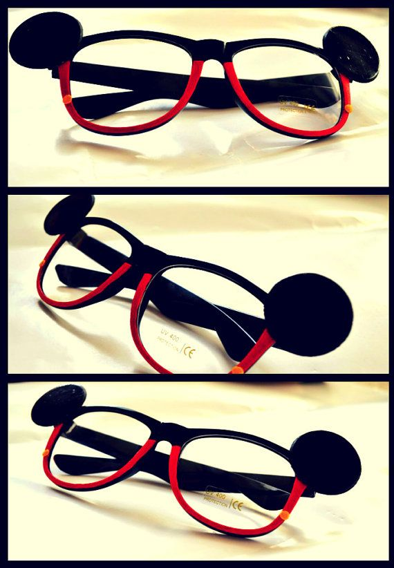 mickey mouse specs   ディズニー   Pinterest   Óculos de sol, Óculos ... fbc5663d41