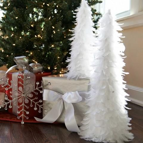 Decorating Home And Interior Design Pink Tabletop Christmas Tree Red  Christmas Decoration Ideas 480x480 Easy Diy