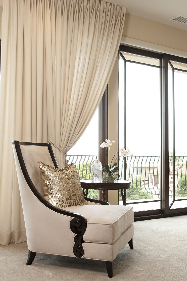Window Coverings For Living Room Red And White Curtains La Jolla Luxury Master Bedroom Robeson Design   Rebecca ...