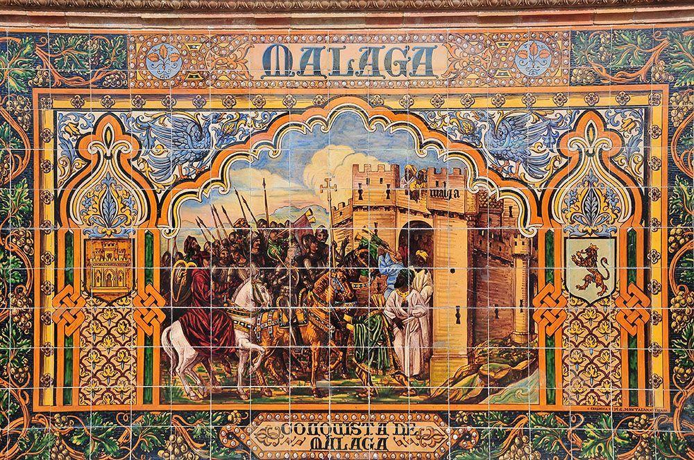 La Plaza de España, Séville