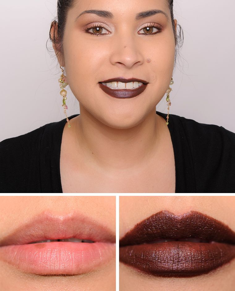 Kat Von D Piaf, Nayeon, Plan 9 Studded Kiss Lipsticks Reviews ...