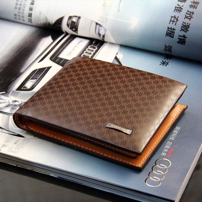 Beliebt Portefeuille Homme cuir véritable de luxe (Hype-Style  LH25