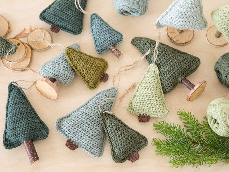 Photo of Anna loves to crochet, and she can do small projects in no time. She spends numerous evenings making delicate creations out of yarn … | Søstrene Grene