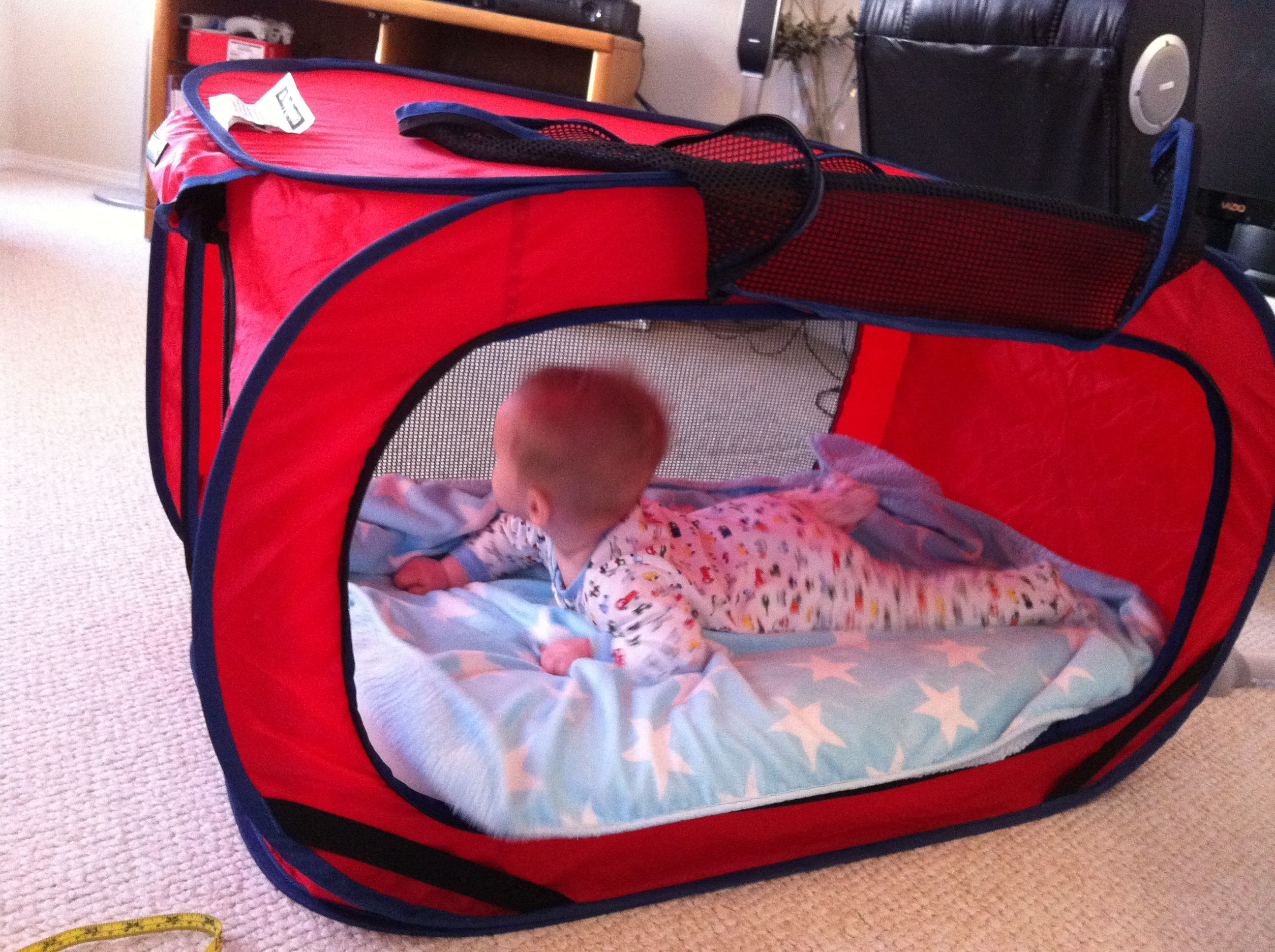 Baby bed camping - Travel Crib