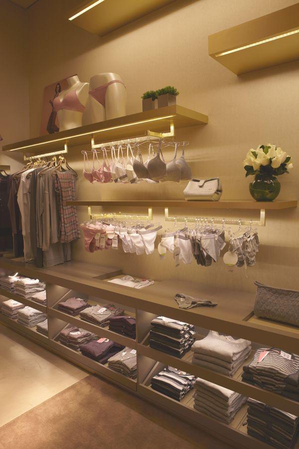 334df5640 A loja-conceito da HOPE – Loucas por lingerie