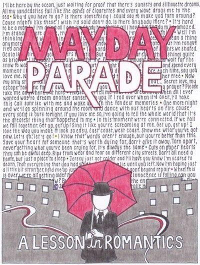 Love Mayday Parade