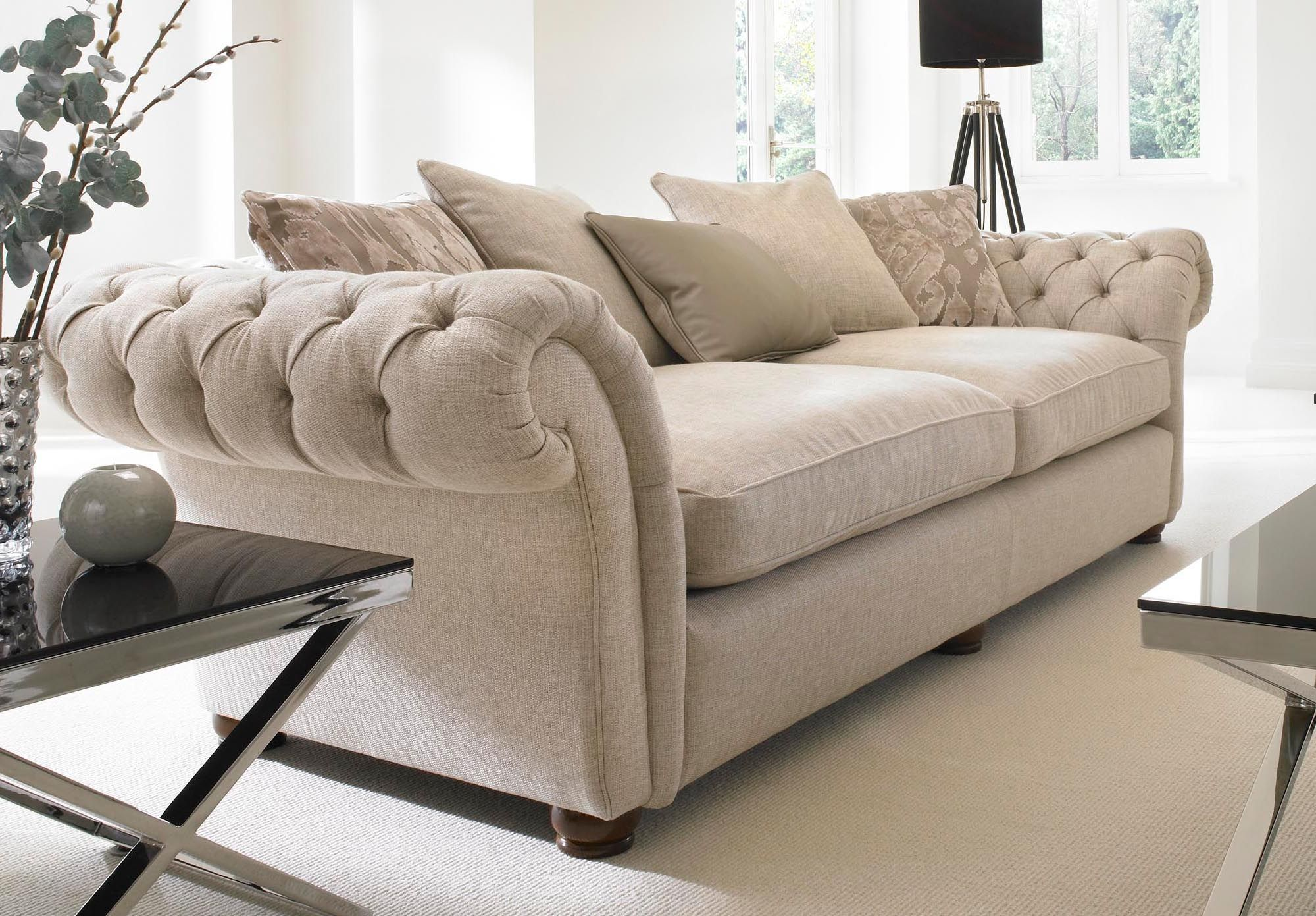 Seater Sofa Langham Sofa Sets Corner Sofas Leather Sofas