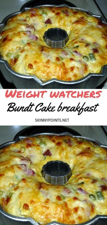 Photo of Weight Watchers Breakfast Recipes with SmartPoints On the Go