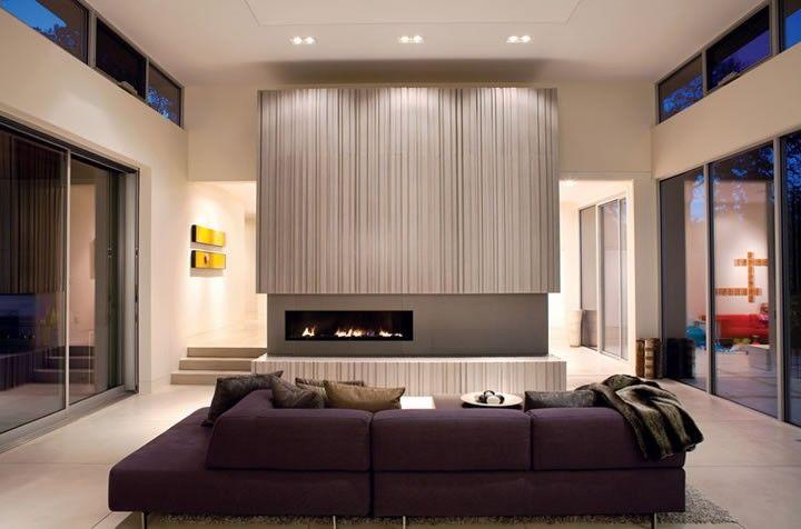 ideas de interiores con chimeneas Mariangel Coghlan_05 Sweet Home - chimeneas interiores
