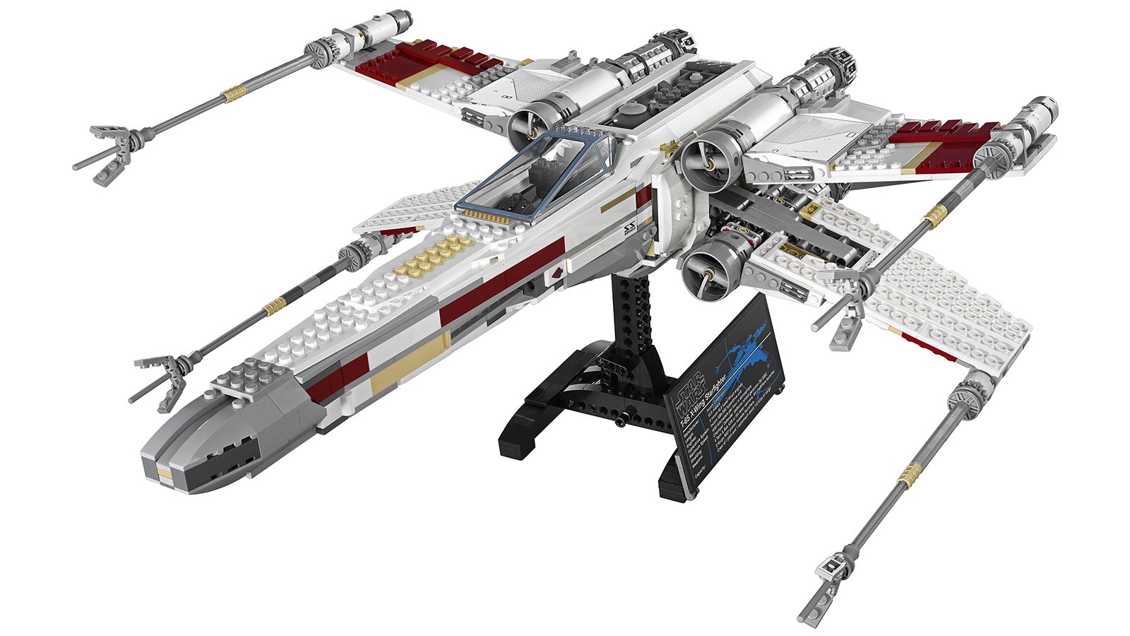 This Is The Most Accurate Lego X Wing Set Ever Lego X Wing Lego Star Wars Sets Lego Star Wars