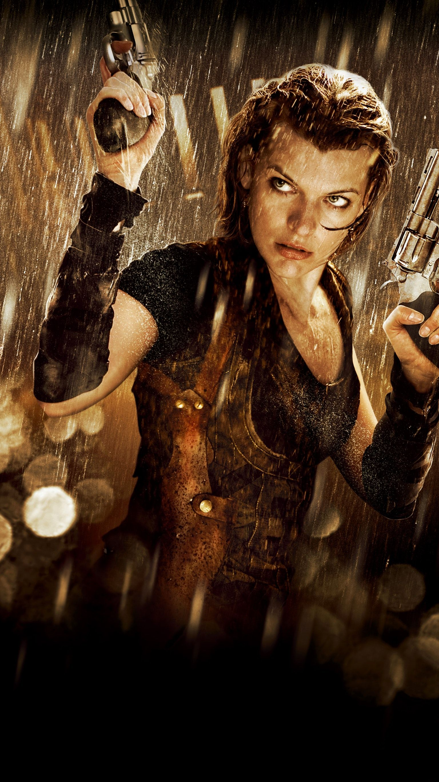 Resident Evil Afterlife 2010 Phone Wallpaper Moviemania Resident Evil Resident Evil Movie Resident Evil Alice