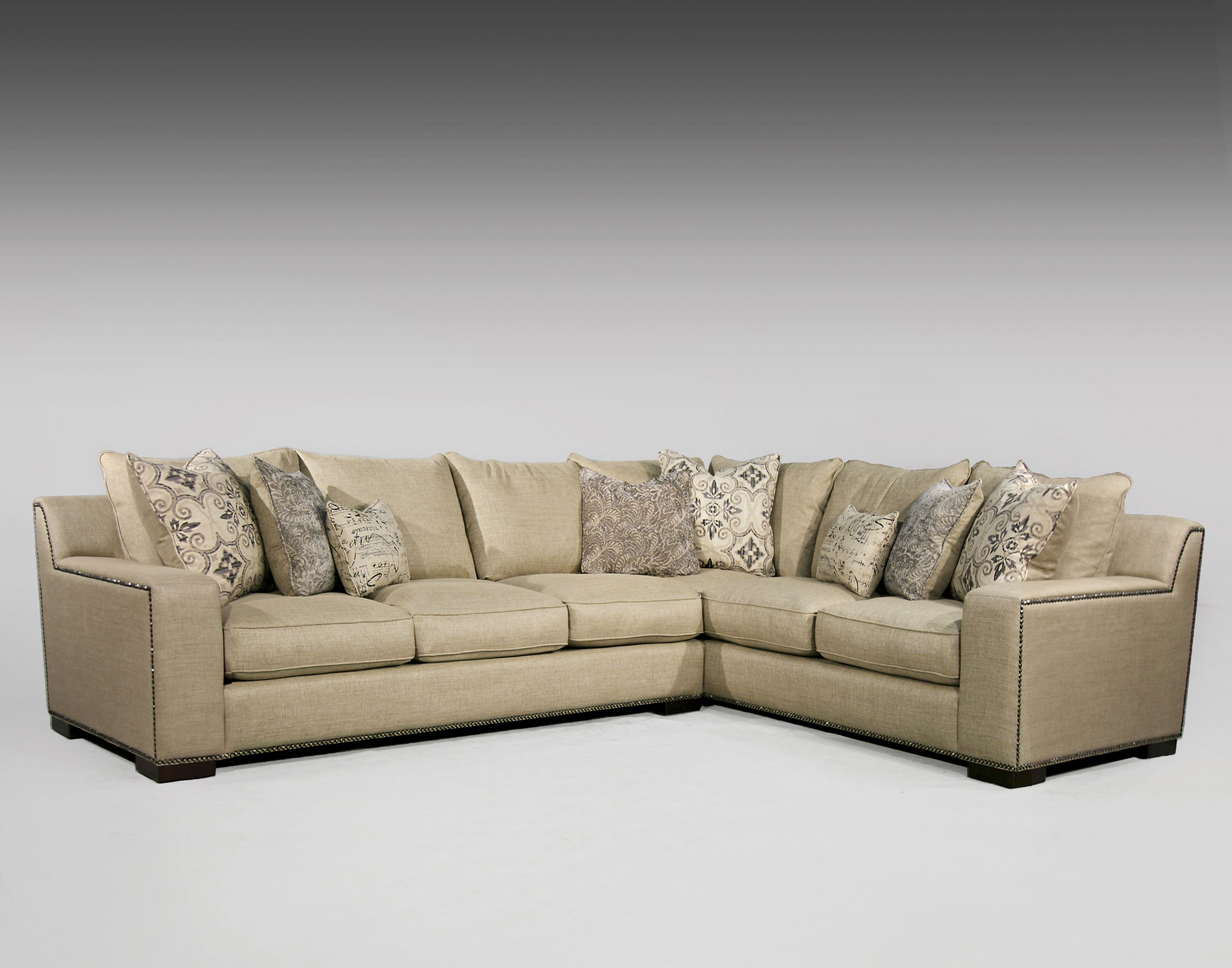 Aladdin Sofa Sectional By Fairmont