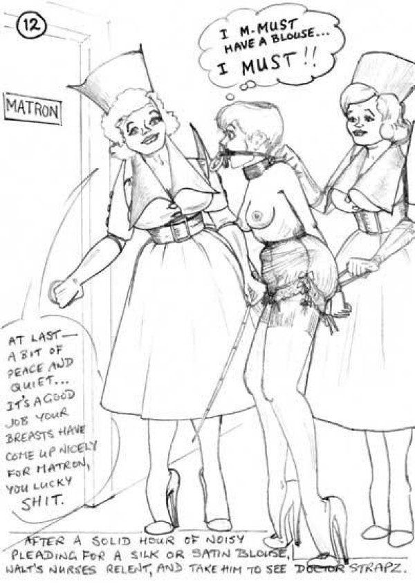Ann howe strap on fucking man