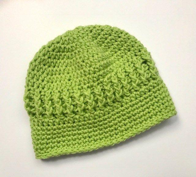 Baby J\'s Blacklight Hat - Free Crochet Pattern | Pinterest
