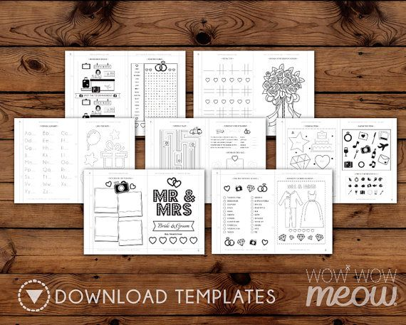 Popular Wedding Coloring Book Download