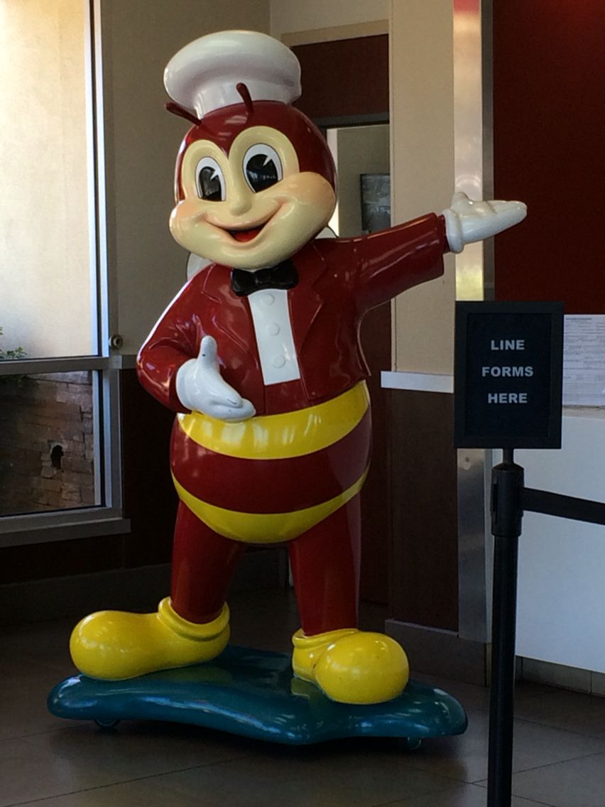 Jollibee | Jollibee, Jolly, Holiday decor