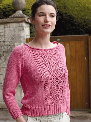 MISTRAL from Summerlite DK Collection (ZB193) - 12 designs by Marie ...