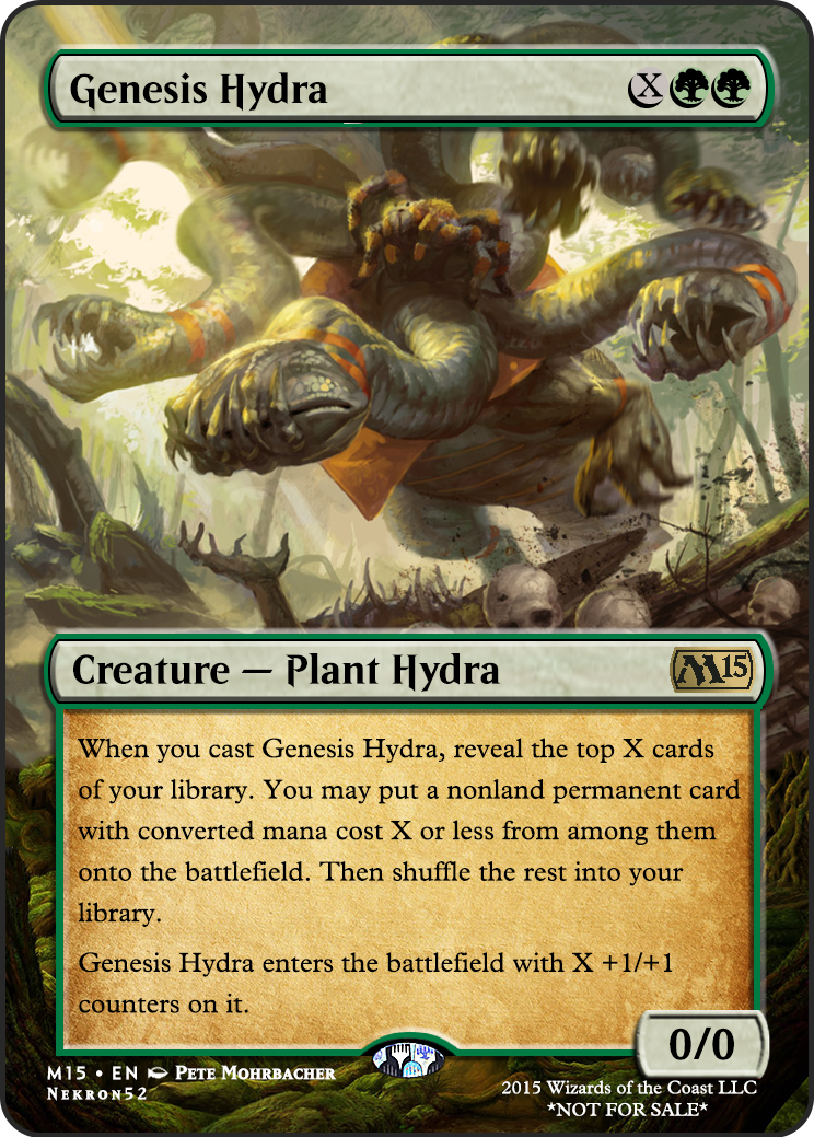 kalonian hydra altered artifacts