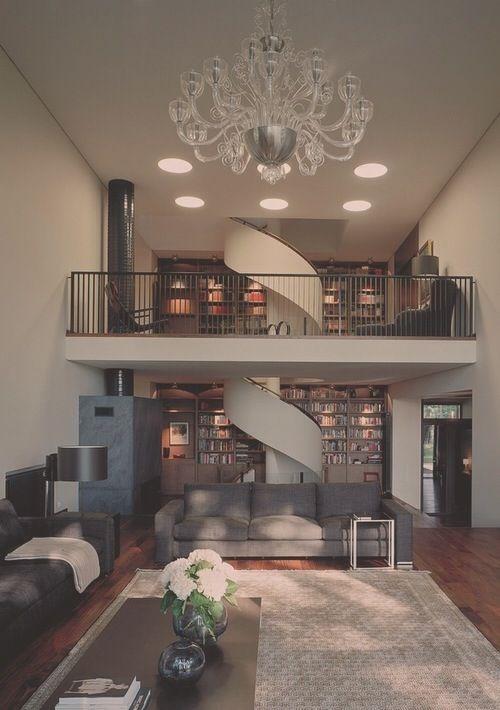 Mezzanine | Design für zuhause, Wohnen und Moderne treppen